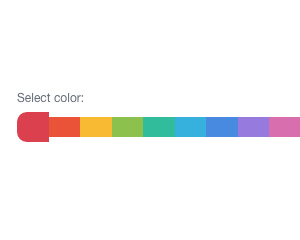 j-ColorSelector